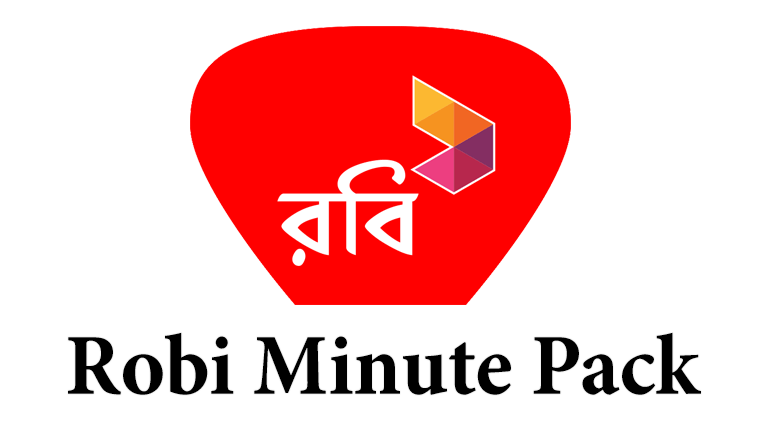 robi minute pack