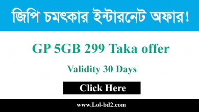 gp 5gb internet offer